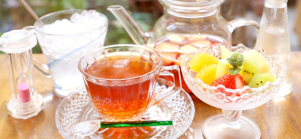 和歌山の紅茶カフェ・香茶専門店フレグランス